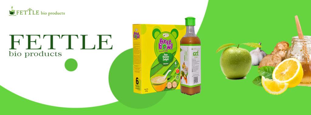 Facebook fettle bio product banner