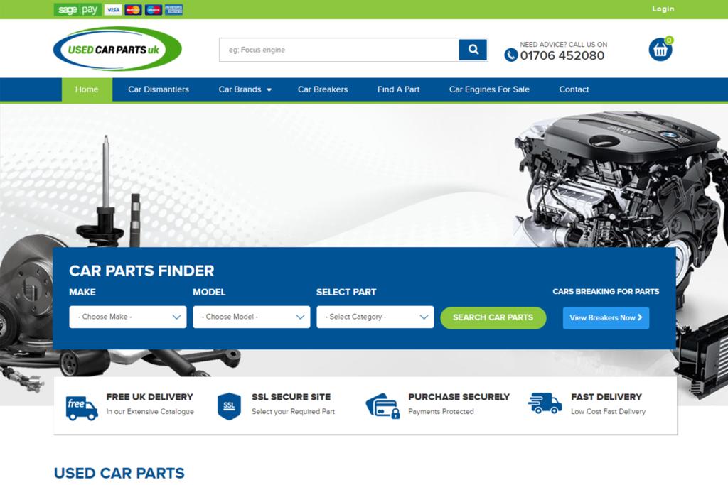 UCP Website Redesign