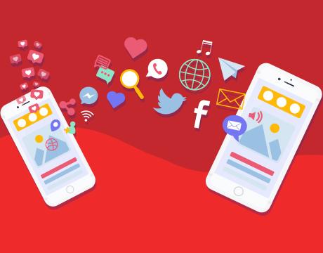 Types of Social Media Marketing